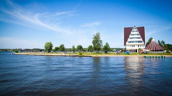 «Речной круиз по Клязьминскому водохранилищу» – прогулка на теплоходе «Фалькон»